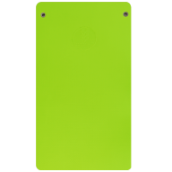 Comfortgym standard 100 x 60 x 15 mm lime green, Tapis Fitness