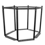 Station Hexagon SR HEX, Cages functional training