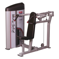 Shoulder press Pro, Postes Pectoraux