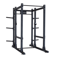 Power rack extended