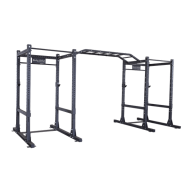 Power rack double, Squat et powerlift