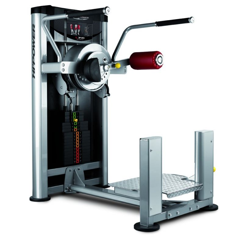 Hip machine BH, Jambes