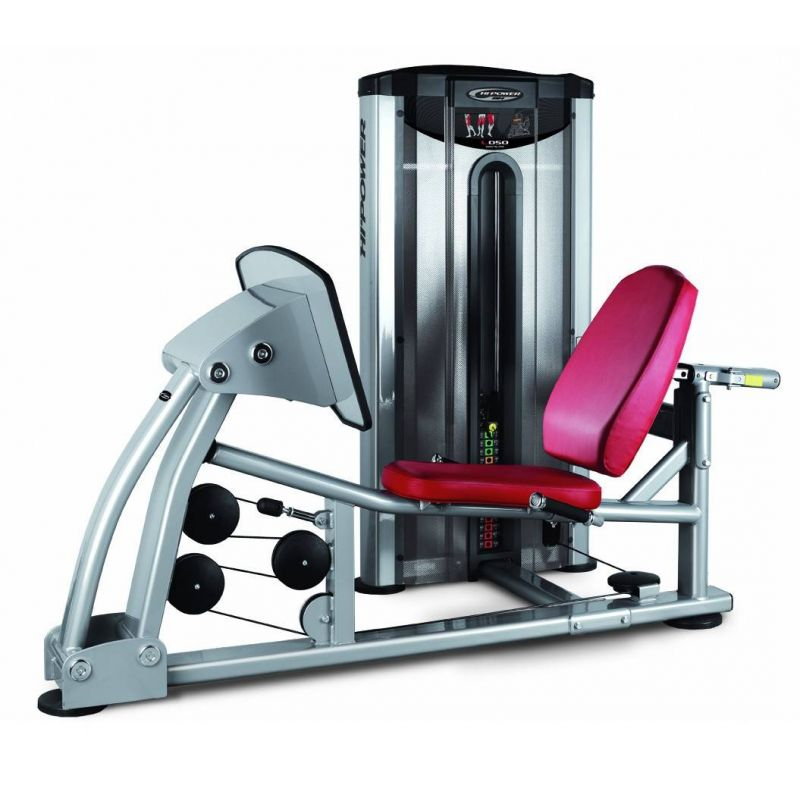 Leg press BH, Jambes