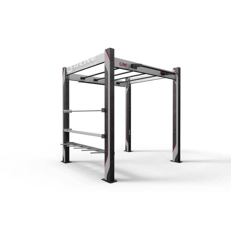 FS plus 200, Cages functional training