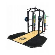 Power rack sans plateform, Squat et powerlift
