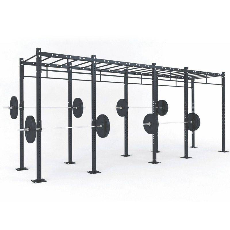STRUCTURE CROSS TRAINING 577 x 120 x 275 cm, Cross training centrales