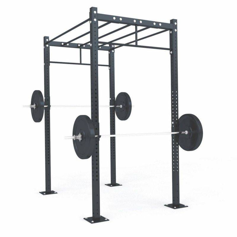 STRUCTURE CROSS TRAINING 120 x 180 x 275 cm, Cross training centrales