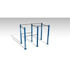 Double Rack Parc 50 m², Street Workout