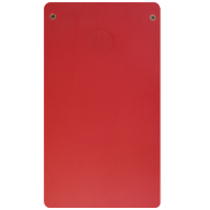 Comfortgym standard 100 x 60 x 7 mm red, Tapis Fitness