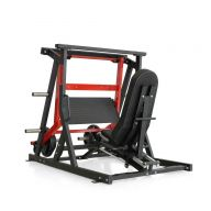 Leg press horizontal Pro, Plate load