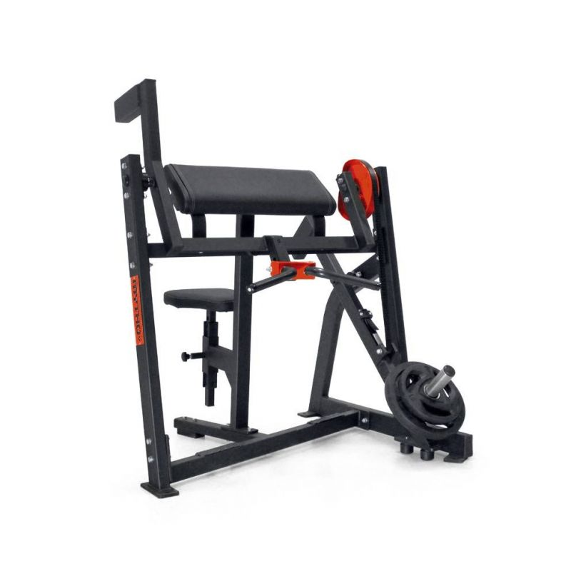 Biceps curl Pro, Plate load