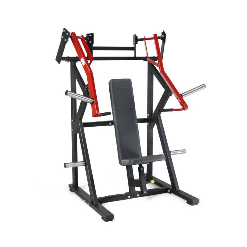 Incline press Pro, Plate load