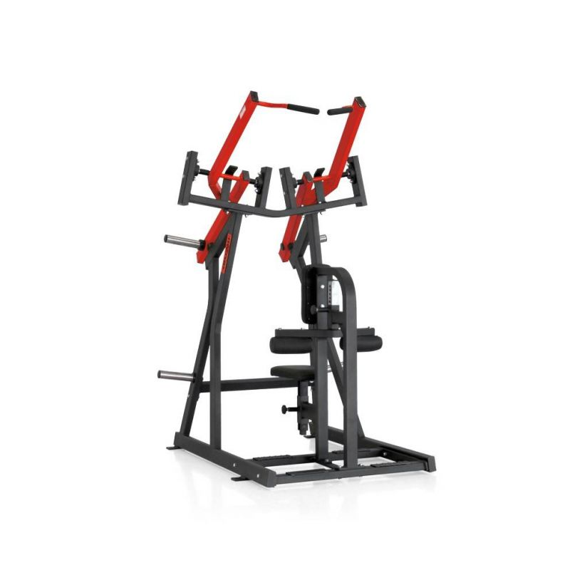Front lat pulldown Pro, Plate load