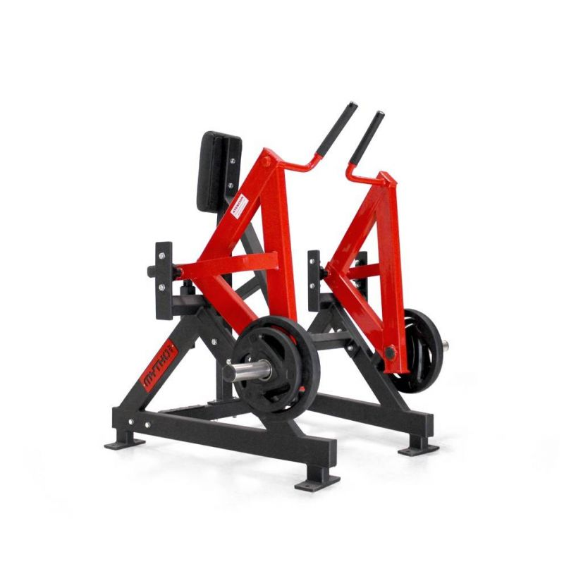 Rowing Pro, Plate load