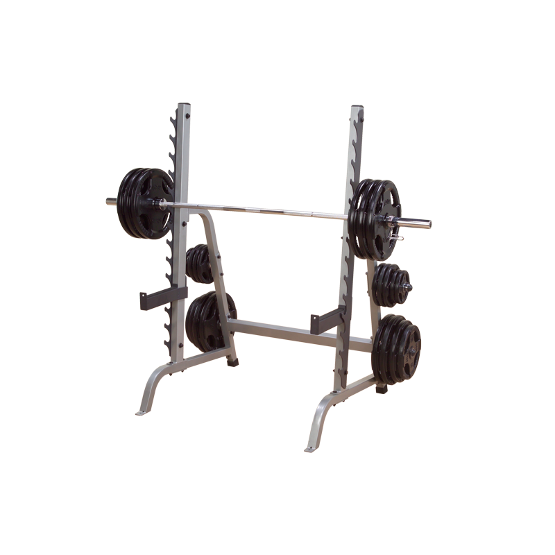 Multi press rack, Squat et powerlift