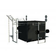 Contenair CrossBOX one - 10 Pieds Container Stations