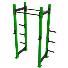 Squat rack avec Pull Up Squat et powerlift  BSA PRO