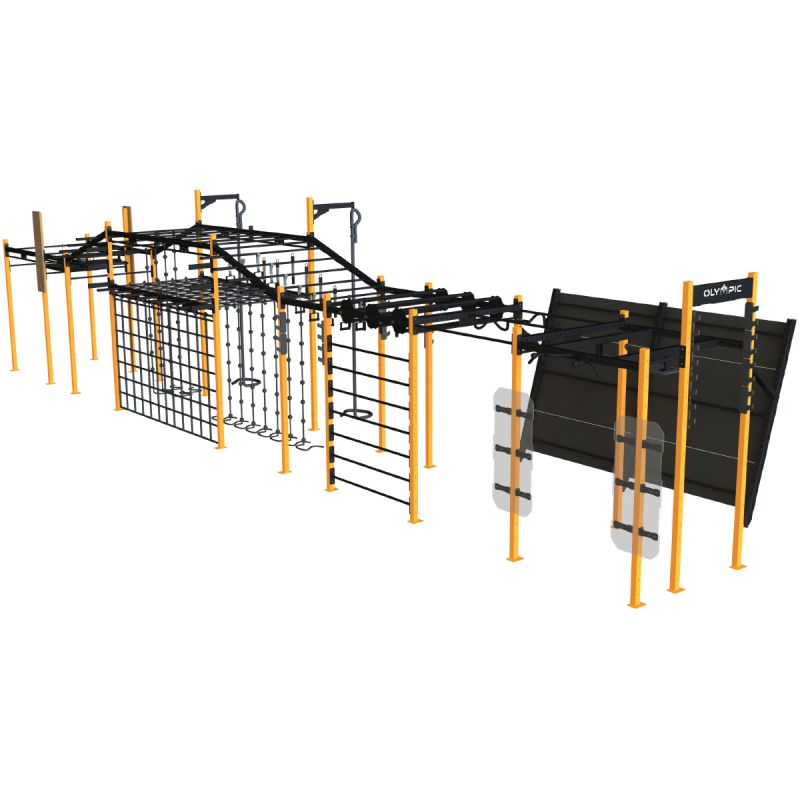 Obstacle RIG Cross Training Cages limited series
