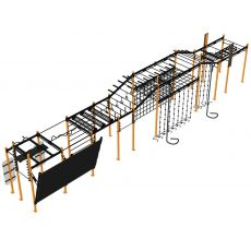 Obstacle RIG Cross Training Cages limited series  BSA PRO