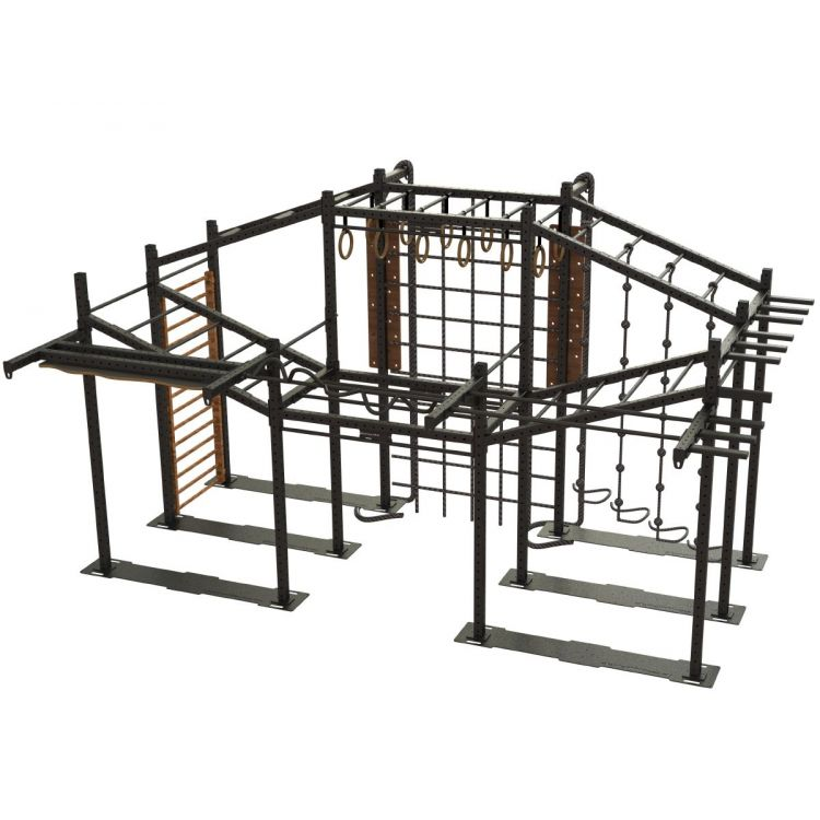 Obstacle RIG Warrior Cross Training Cages limited series  BSA PRO