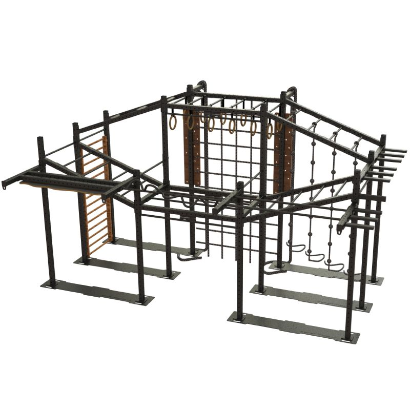 Obstacle RIG Warrior Cross Training Cages limited series