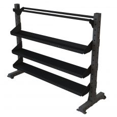 Heavy Duty Rack 200 cm Racks de Cross Training  BSA PRO