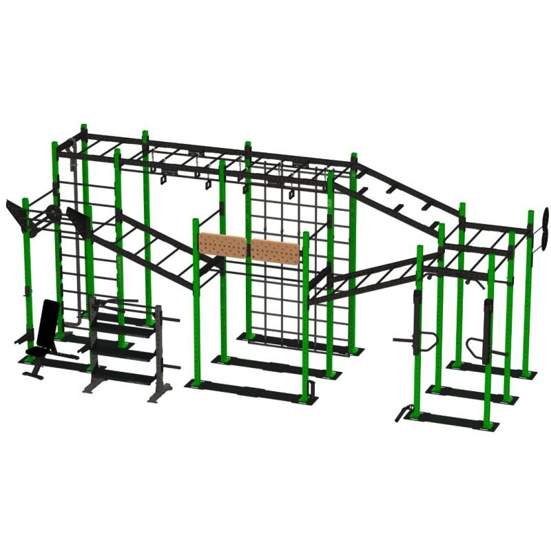 Obstacle RIG Military Cross Training Cages limited series