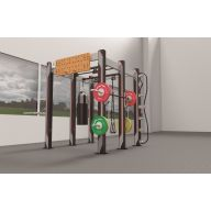 Cage Functional Training ONE + 247 cm Cages functional training