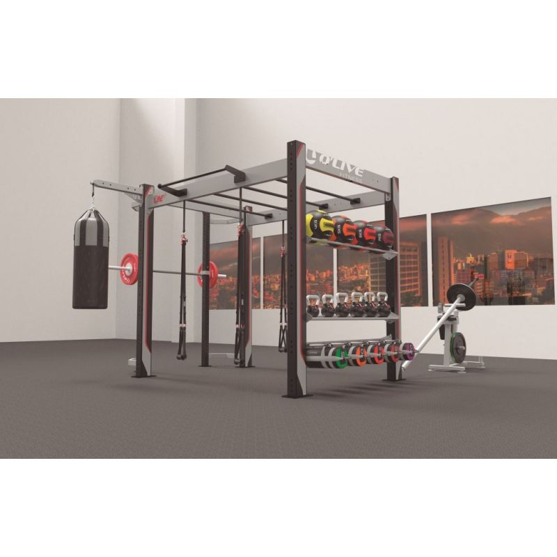 Cage Functional Training ONE+ 343 cm Cages functional training