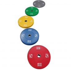 Disque 5 kg gris Cross Training Disques cross training  BSA PRO