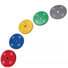 Disque 25 kg rouge Cross Training Disques cross training  BSA PRO