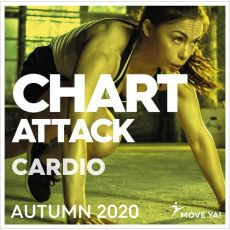 CHART ATTACK Cardio Autumn 2020 CD Aérobic  BSA PRO