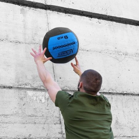 Wall Ball 15 kg Xenios USA Materiel Cross Training Xenios USA  BSA PRO