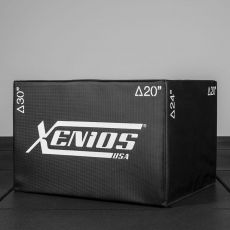 Plyometric Boxes Soft Xenios USA Materiel Cross Training Xenios USA  BSA PRO