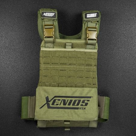 Tactical Vest Army 6 kg Xenios USA Materiel Cross Training Xenios USA  BSA PRO