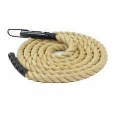 Climbing rope 6 m en chanvre Battle ropes  BSA PRO