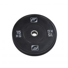 Disque 15 kg noir Cross Training Disques cross training  BSA PRO