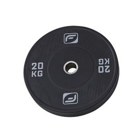 Disque 20 kg noir Cross Training Disques cross training  BSA PRO