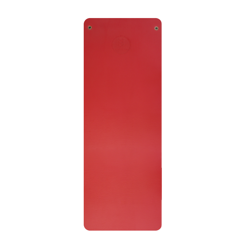 Comfortgym standard 140 x 60 x 15 mm red, Tapis Fitness