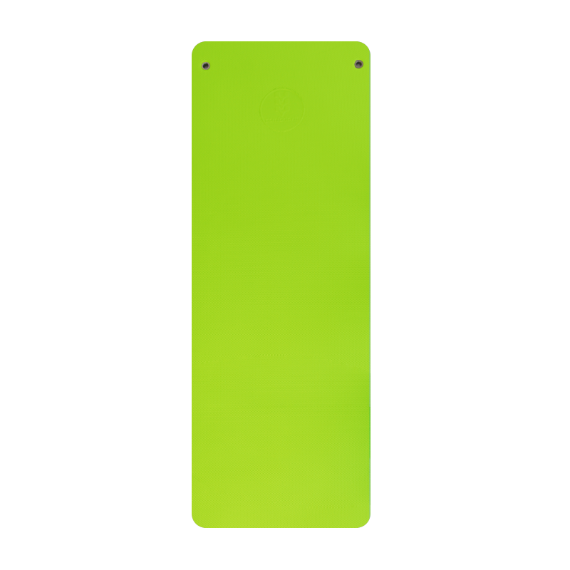 Comfortgym standard 140 x 60 x 15 mm lime green, Tapis Fitness