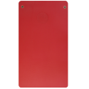 Comfortgym standard 100 x 60 x 15 mm red, Tapis Fitness