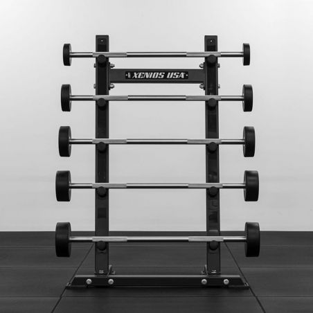 Barbell rack Xenios USA Barres à charge fixe  BSA PRO