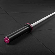 Barre Training Lady Noir-Blanc Xenios USA Barre Olympique Xenios USA  BSA PRO