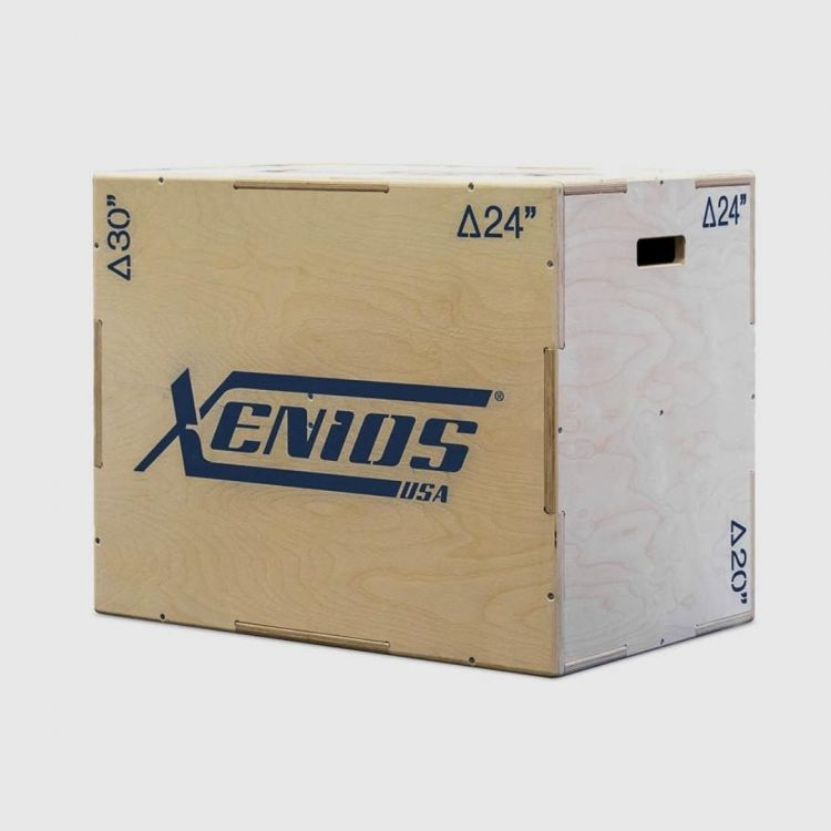 Plyometric Boxes Xenios USA Materiel Cross Training Xenios USA  BSA PRO