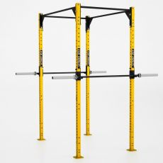 Rack Stand Squat V1 Xenios USA Squat Rack Xenios USA  BSA PRO