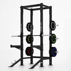 Half Rack Xenios USA Squat Rack Xenios USA  BSA PRO