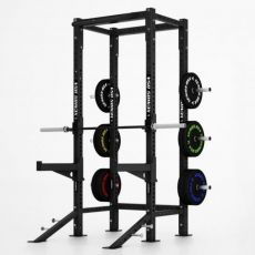 Half Rack Magnum Xenios USA Squat Rack Xenios USA  BSA PRO