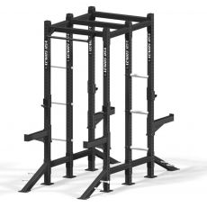 Double Half Rack Magnum Xenios USA Squat Rack Xenios USA  BSA PRO