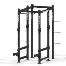 Power Rack extended Magnum Xenios USA Squat Rack Xenios USA  BSA PRO