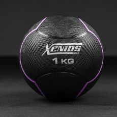 Fitness Med Ball 1 kg Xenios USA Equipement Functional Xenios USA  BSA PRO